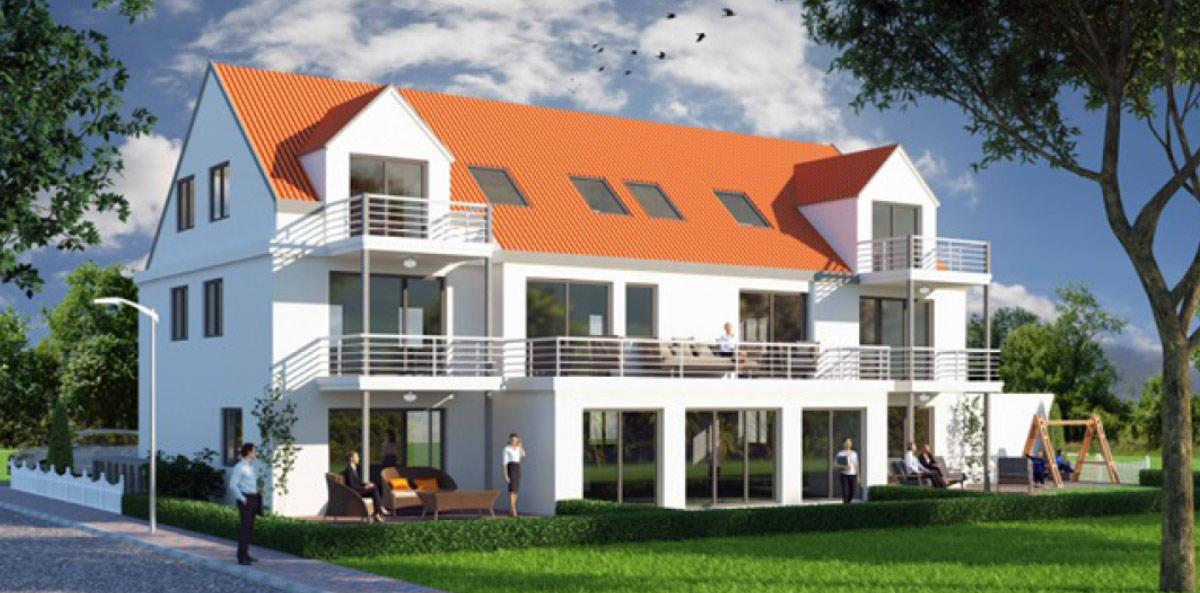 Neubau Augsburg