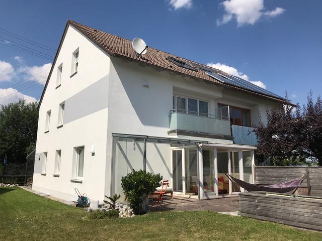 Doppelhaus Schmiechen in 2018 verkauft