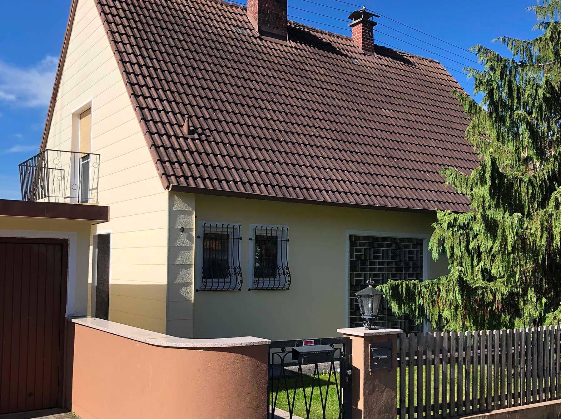 Einfamilienhaus mit großen Garten in einer sehr schönen Lage in Dinkelscherben